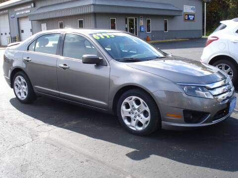 2011 Ford Fusion for sale at Fox River Auto Sales in Princeton WI