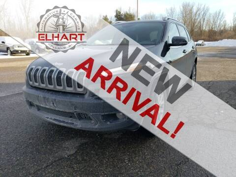 2017 Jeep Cherokee for sale at Elhart Automotive Campus in Holland MI