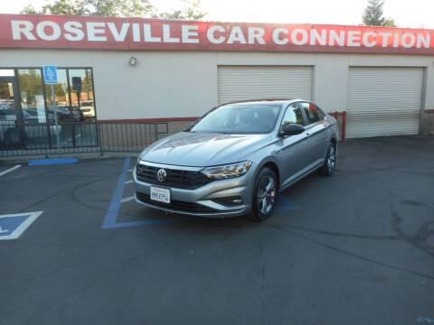 2019 Volkswagen Jetta for sale at ROSEVILLE CAR CONNECTION in Roseville CA