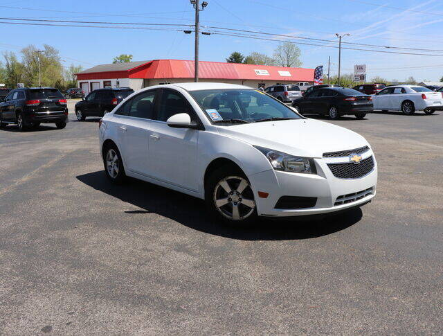 2014 Chevrolet Cruze for sale at Williams Auto Sales, LLC in Cookeville TN