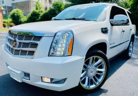 2013 Cadillac Escalade Hybrid for sale at Monterrey Auto Brokers in Decatur GA