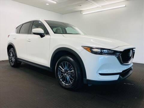 2020 Mazda CX-5 for sale at Champagne Motor Car Company in Willimantic CT