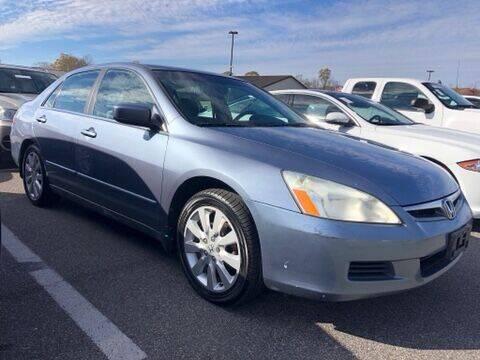 2007 Honda Accord for sale at Godwin Motors in Laurel MD