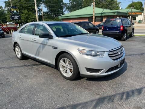 2015 Ford Taurus for sale at Brucken Motors in Evansville IN