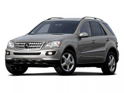 2008 Mercedes-Benz M-Class for sale at HILAND TOYOTA in Moline IL