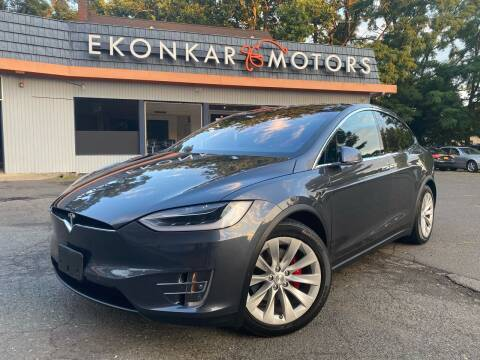 2016 Tesla Model X for sale at Ekonkar Motors in Scotch Plains NJ
