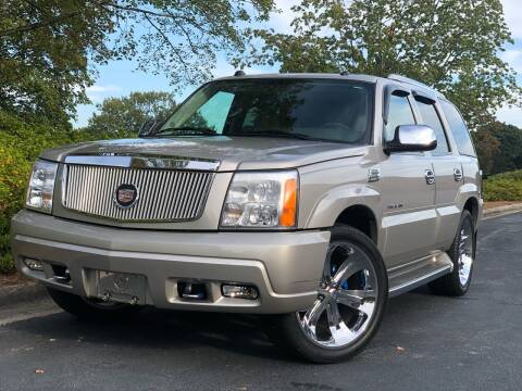 2005 Cadillac Escalade for sale at William D Auto Sales in Norcross GA