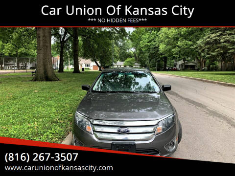 2011 Ford Fusion for sale at Car Union Of Kansas City in Kansas City MO