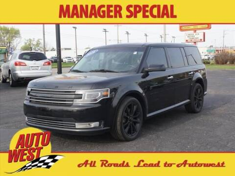 2016 Ford Flex for sale at Autowest of GR in Grand Rapids MI