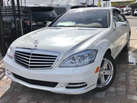 2012 Mercedes-Benz S-Class for sale at Unique Motors of Tampa in Tampa FL