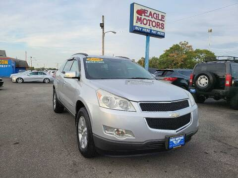 2009 Chevrolet Traverse for sale at Eagle Motors in Hamilton OH