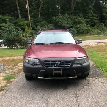 2004 Volvo XC70 for sale at Specialty Auto Inc in Hanson MA