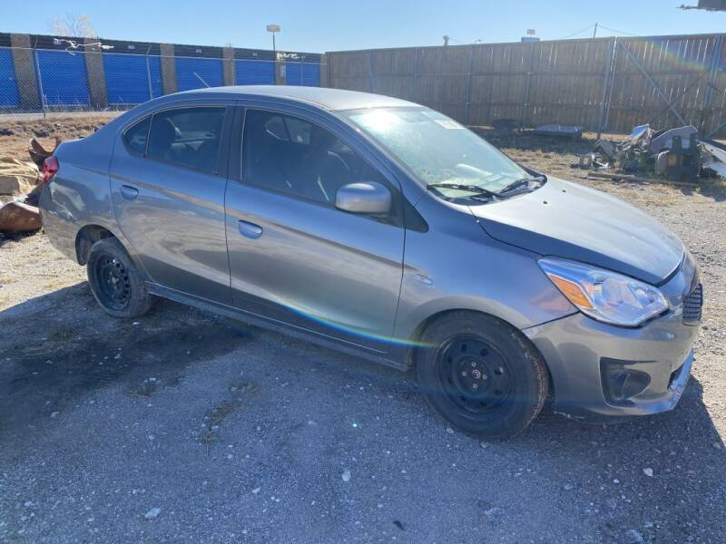 2020 Mitsubishi Mirage G4 for sale at Bam Auto Sales in Azle TX