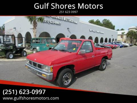 1994 Nissan Truck for sale at Gulf Shores Motors in Gulf Shores AL