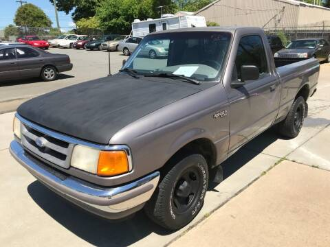 1996 Ford Ranger for sale at Mike's Auto Sales of Charlotte in Charlotte NC