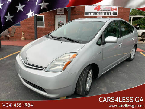 2008 Toyota Prius for sale at Cars4Less GA in Alpharetta GA