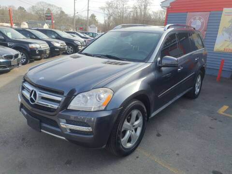 2012 Mercedes-Benz GL-Class for sale at Top Quality Auto Sales in Westport MA