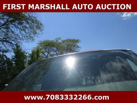 2006 Chevrolet Express Cargo for sale at First Marshall Auto Auction in Harvey IL