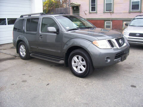 2009 Nissan Pathfinder for sale at Dambra Auto Sales in Providence RI