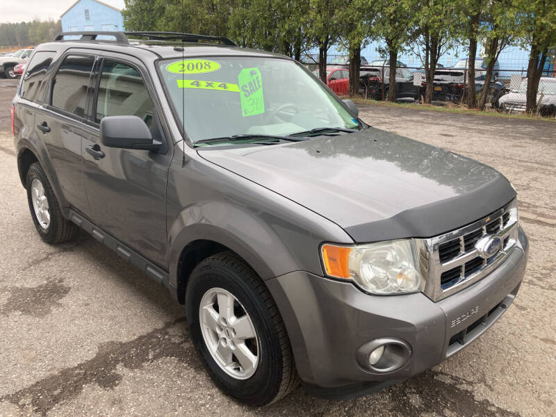 2009 Ford Escape for sale at Ogden Auto Sales LLC in Spencerport NY