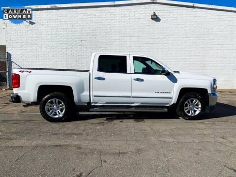 2018 Chevrolet Silverado 1500 for sale at Smart Chevrolet in Madison NC