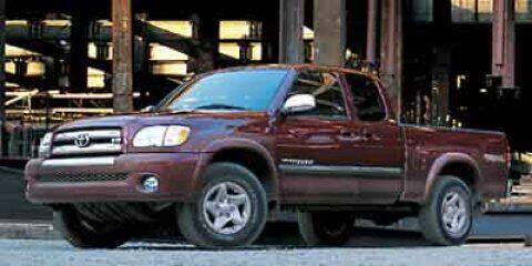 2003 Toyota Tundra for sale at DAVID McDAVID HONDA OF IRVING in Irving TX