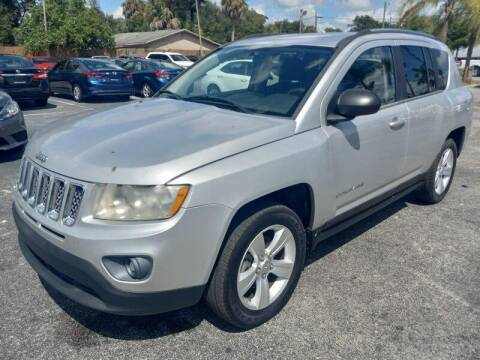 2011 Jeep Compass for sale at Denny's Auto Sales in Fort Myers FL