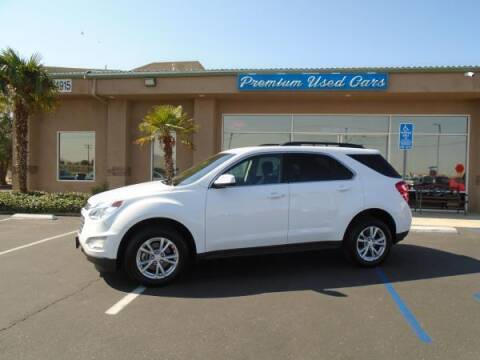 2016 Chevrolet Equinox for sale at Family Auto Sales in Victorville CA
