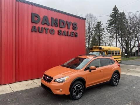 2015 Subaru XV Crosstrek for sale at Dandy's Auto Sales in Forest Lake MN
