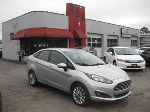 2014 Ford Fiesta for sale at Best Buy Wheels in Virginia Beach VA