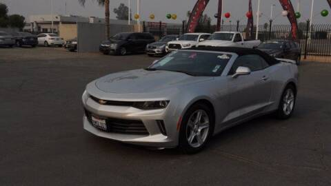 2018 Chevrolet Camaro for sale at Choice Motors in Merced CA