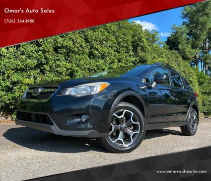 2014 Subaru XV Crosstrek for sale at Omar's Auto Sales in Martinez GA