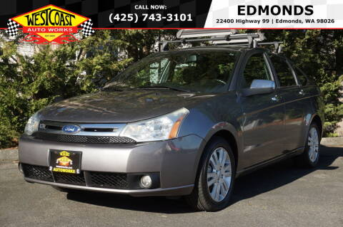 2011 Ford Focus for sale at West Coast Auto Works in Edmonds WA