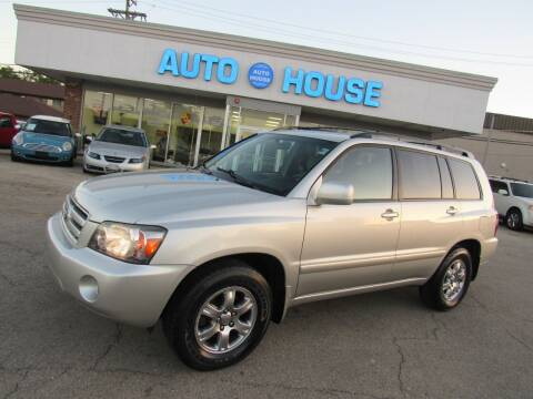 2005 Toyota Highlander for sale at Auto House Motors in Downers Grove IL