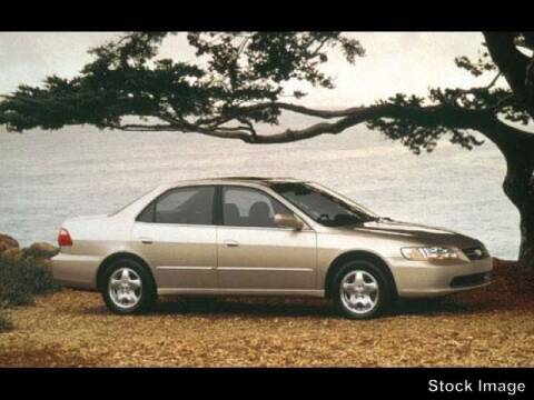 1999 Honda Accord for sale at CHAPARRAL USED CARS in Piney Flats TN