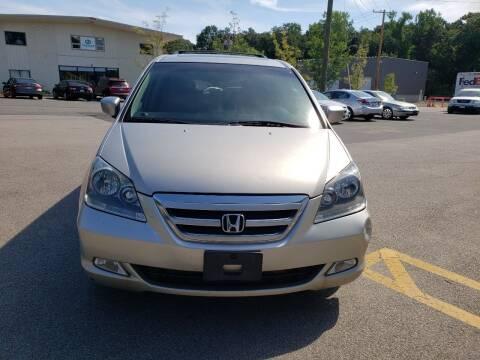 2005 Honda Odyssey for sale at MXMotors in Ashland MA