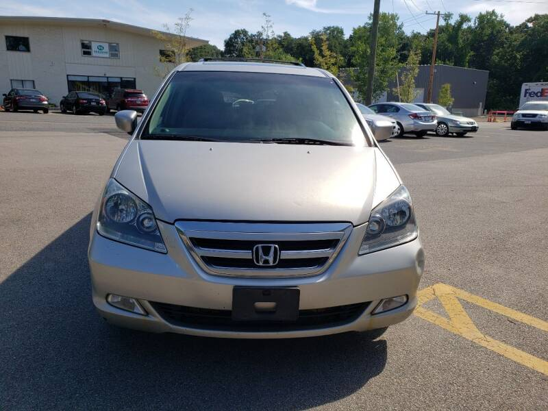 2005 Honda Odyssey for sale at MX Motors LLC in Ashland MA