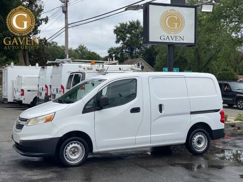 2015 Chevrolet City Express Cargo for sale at Gaven Auto Group in Kenvil NJ