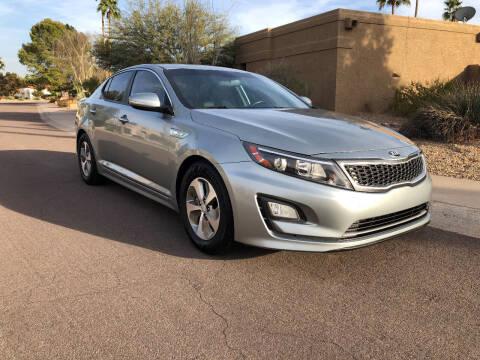 2014 Kia Optima Hybrid for sale at Arizona Hybrid Cars in Scottsdale AZ
