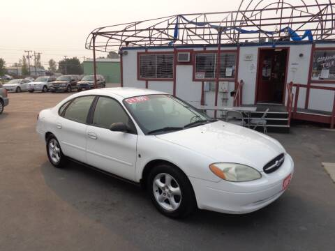 2001 Ford Taurus for sale at Jim's Cars by Priced-Rite Auto Sales in Missoula MT