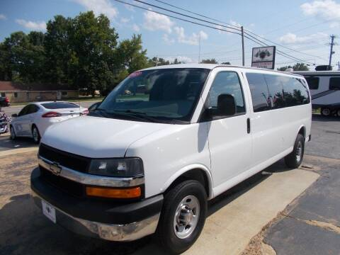 2013 Chevrolet Express Passenger for sale at High Country Motors in Mountain Home AR