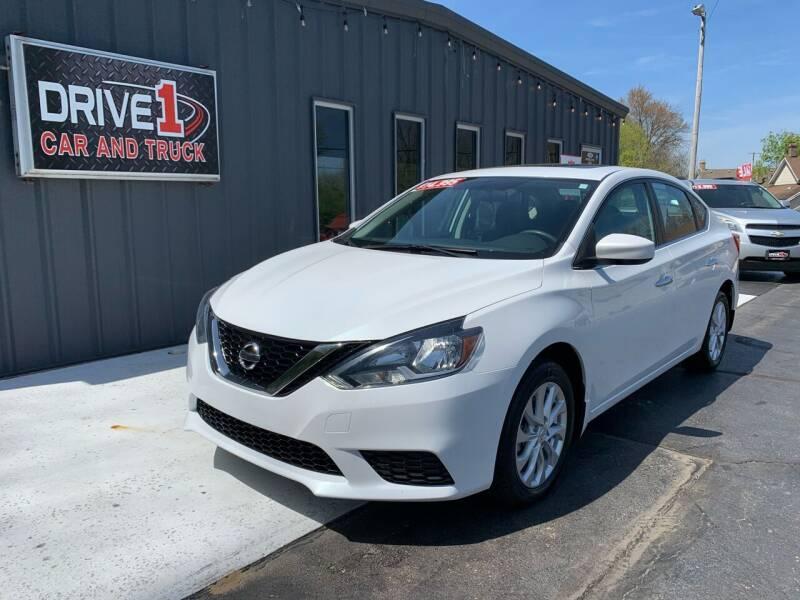 2017 Nissan Sentra for sale at Drive 1 Car & Truck in Springfield OH