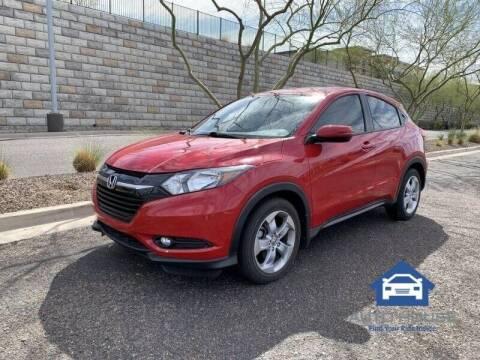 2016 Honda HR-V for sale at MyAutoJack.com @ Auto House in Tempe AZ