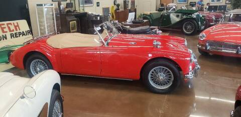 1962 MG MGA for sale at Its Alive Automotive in Saint Louis MO
