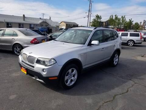 2008 BMW X3 for sale at Cool Cars LLC in Spokane WA