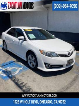 2013 Toyota Camry for sale at Ontario Auto Square in Ontario CA