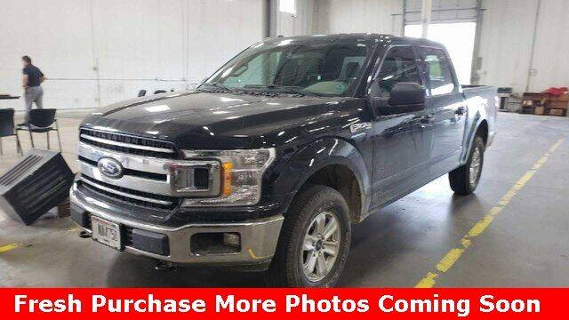 2018 Ford F-150 for sale at Nyhus Family Sales in Perham MN