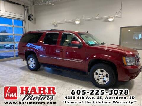 2011 Chevrolet Suburban for sale at Harr Motors Bargain Center in Aberdeen SD