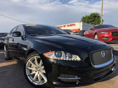 2013 Jaguar XJ for sale at Cars of Tampa in Tampa FL