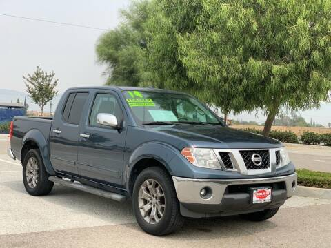 2014 Nissan Frontier for sale at Esquivel Auto Depot in Rialto CA